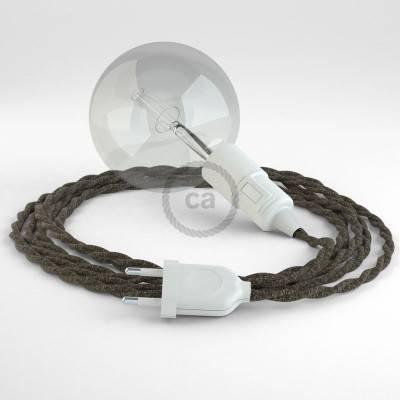 Créez votre Snake Lin Naturel Marron TN04 et apportez la lumière là où vous souhaitez.
