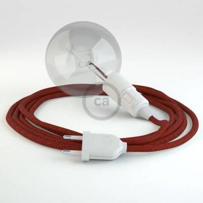 Créez votre Snake Paillettes Rouge RL09 et apportez la lumière là où vous souhaitez.