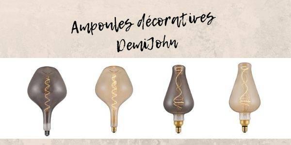 Ampoules décoratives DemiJohn