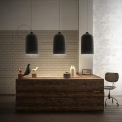 Abat-jour cloche: l'élégance et l'innovation rencontrent l'artisanat de qualité.