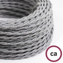 Découvrez les nouveaux câbles tressés en tissu brut!