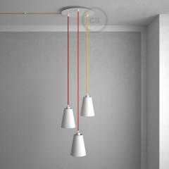 Créez des lampes beaucoup plus uniques avec les nouvelles rosaces XXL!