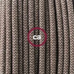 Voilà les nouveaux câbles trame écorce: découvrez les tissus lin et coton!