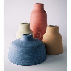 Les nouveaux abat-jours en céramique collection Materia