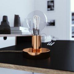 Posaluce, la première lampe de table de Creative-Cables!
