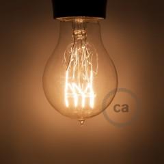 Nouvelles ampoules à filament de carbone: absolument irrésistibles.