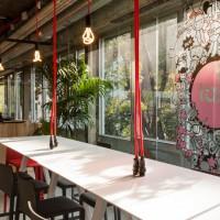 Des architectes créateurs de luminaires