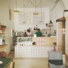 Un café au coeur de Syracuse
