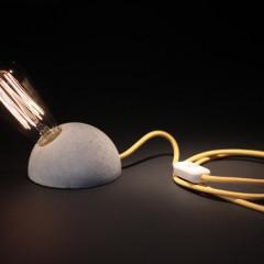 """Daniel Gerling: lampe """"BUCK UP!"""""""