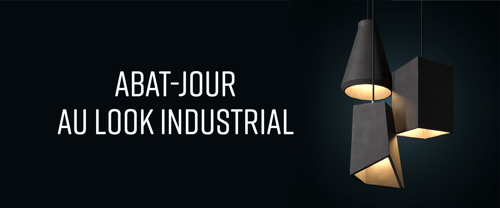 Abat-jour industrial